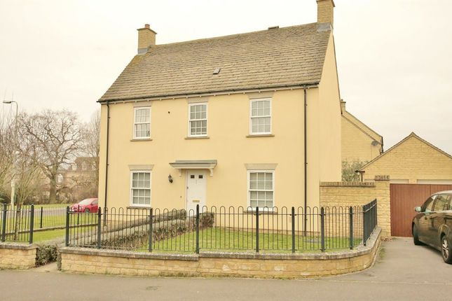 Thumbnail Property to rent in Cherry Tree Way, Witney