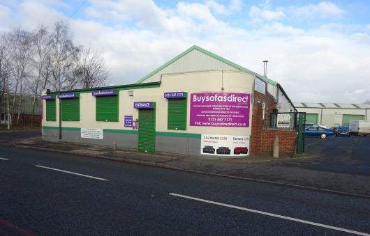 Thumbnail Warehouse to let in Sedgley Road West, Tipton