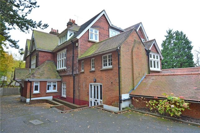 Thumbnail Flat to rent in The Gorse, Manor Park, Chislehurst