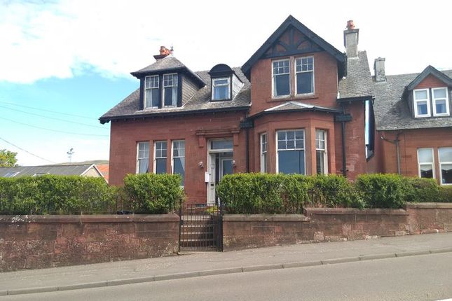 Thumbnail Detached house for sale in Irvine Road, Largs