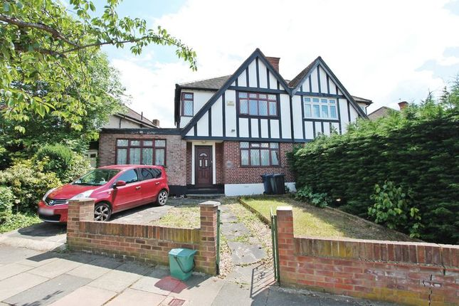 Thumbnail Semi-detached house to rent in Ferrymead Gardens, Greenford