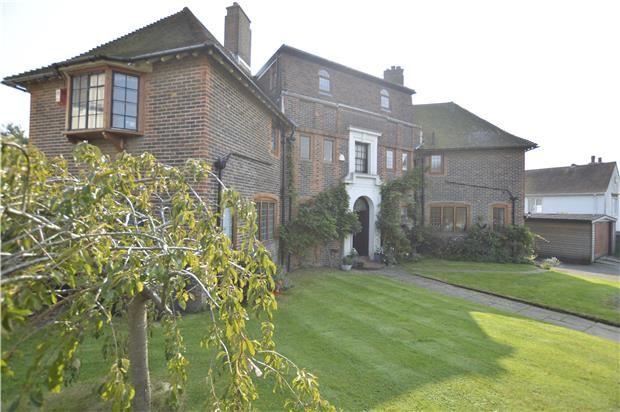 Thumbnail Detached house for sale in Filsham Road, St Leonards, East Sussex
