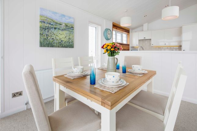 Thumbnail Lodge for sale in Odam Hill, Romansleigh, South Molton