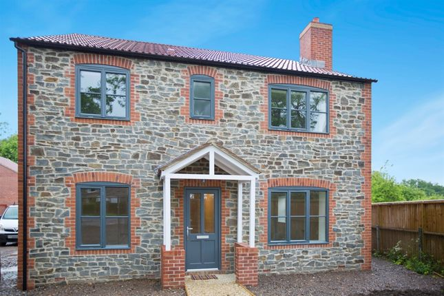 Thumbnail Detached house for sale in North Road, Yate, Bristol