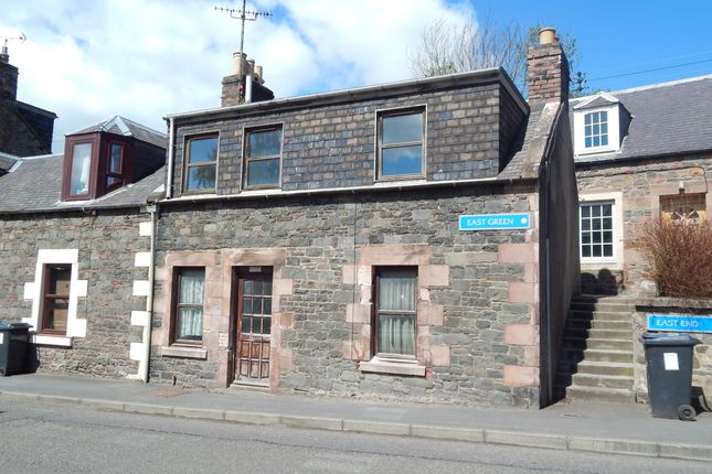 Thumbnail End terrace house for sale in East Green, Earlston