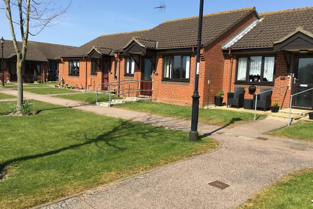 Thumbnail Terraced bungalow to rent in Herivan Gardens, Oulton, Lowestoft