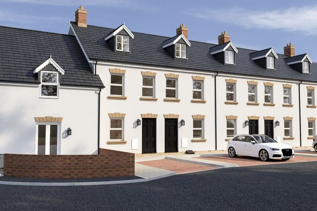 2 bed end terrace house for sale in Cornhill, Wellington TA21