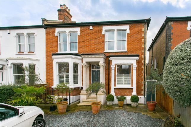 Thumbnail Semi-detached house for sale in Lancaster Avenue, London