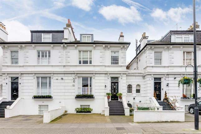 Semi-detached house for sale in Acacia Road, St John's Wood, London