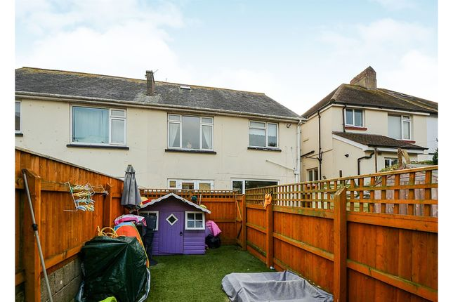 Thumbnail Flat for sale in Eugene Road, Paignton