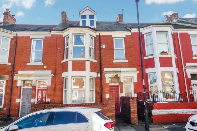 5 bed maisonette for sale in Tosson Terrace, Heaton, Newcastle Upon Tyne NE6