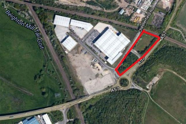 Thumbnail Land to let in Beighton, Sheffield