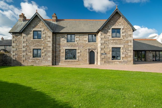 5 bed detached house for sale in Bellair Road, Madron, Penzance TR20