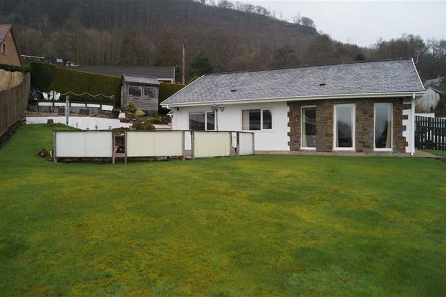 Thumbnail Detached bungalow for sale in Littlewoods Estate, Abercynon, Mountain Ash