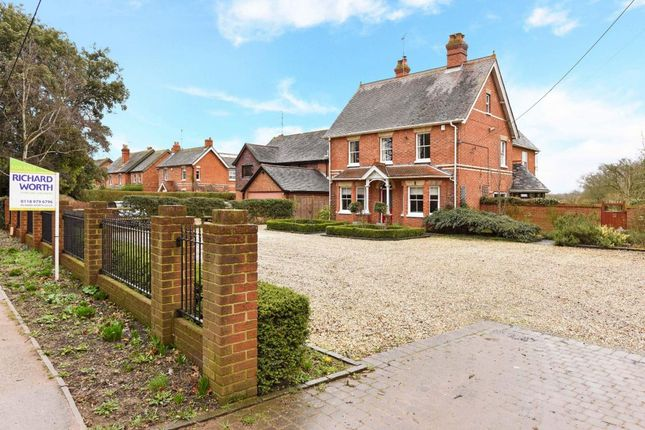 Thumbnail Detached house for sale in Hyde End Road, Shinfield