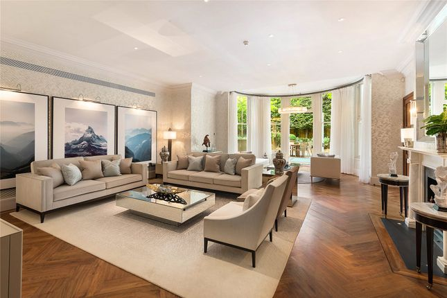 Detached house for sale in Upper Phillimore Gardens, London