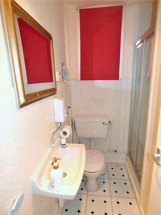 Shower WC of 201A Eighth Avenue, South Shore Holiday Village, Bridlington YO15
