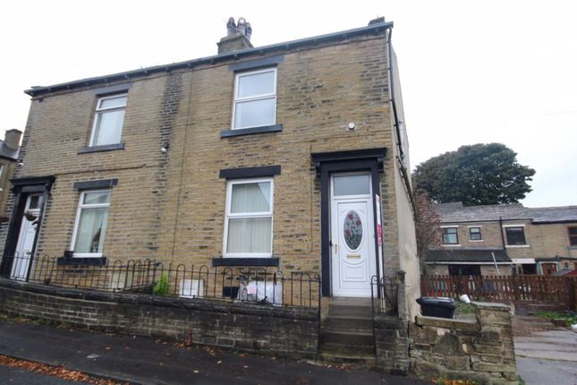 2 bed semi-detached house to rent in Sutcliffe Street, Pellon, Halifax HX2