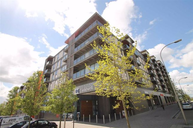 Thumbnail Flat to rent in Amethyst House, Central Milton Keynes, Central Milton Keynes, Bucks