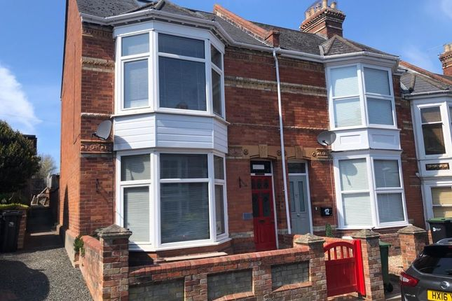 4 bed end terrace house for sale in Kempston Road, Weymouth DT4