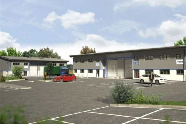 Thumbnail Light industrial to let in Unit D3, Church View Business Park, Falmouth