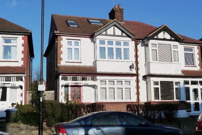 Thumbnail Semi-detached house for sale in Parsonage Lane, Enfield