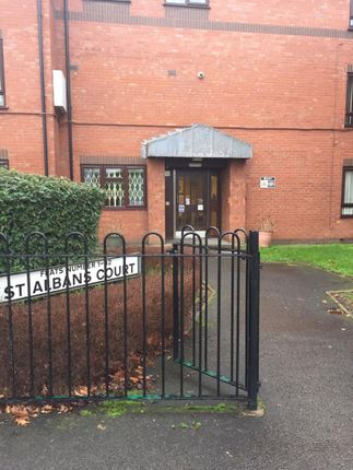 Thumbnail Flat to rent in Flat 32, St. Albans Court, New Street, Willenhall