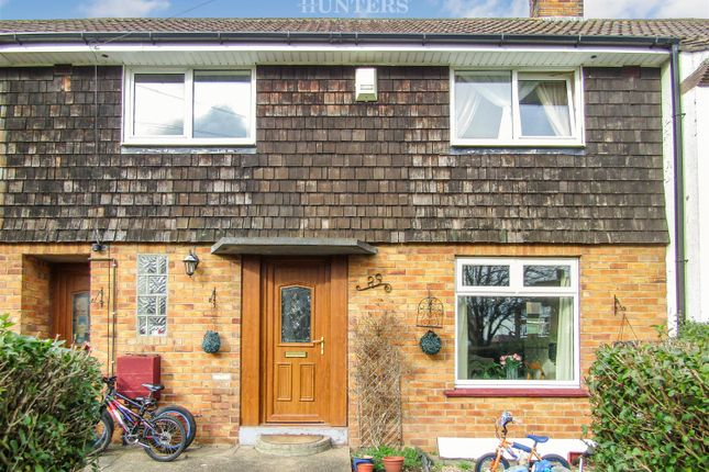 Terraced house for sale in Queensway, Gainsborough