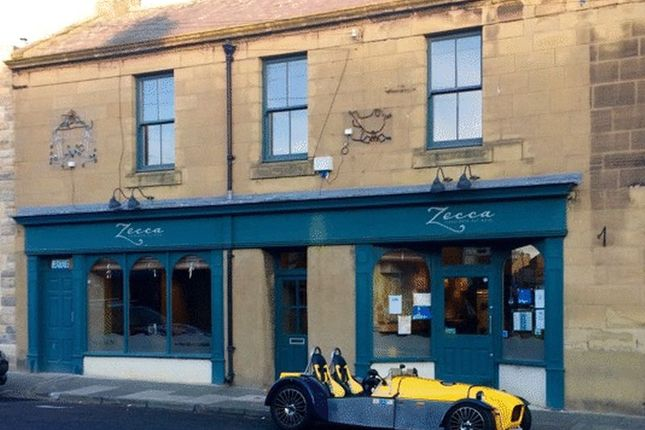 Restaurant/cafe for sale in Zecca, 47-49 High Street, Amble