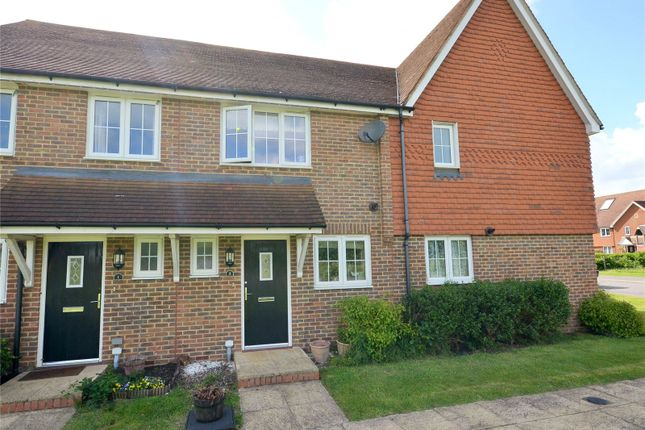 Thumbnail Terraced house for sale in Horley, Surrey