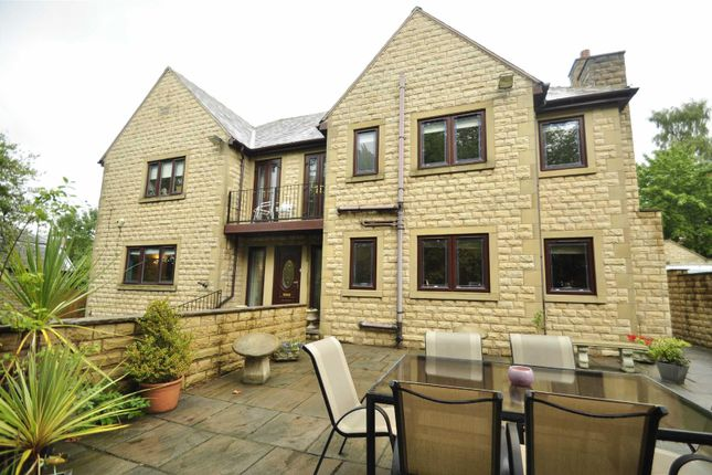 Thumbnail Detached house for sale in Off, Grove Road, Millbrook, Stalybridge