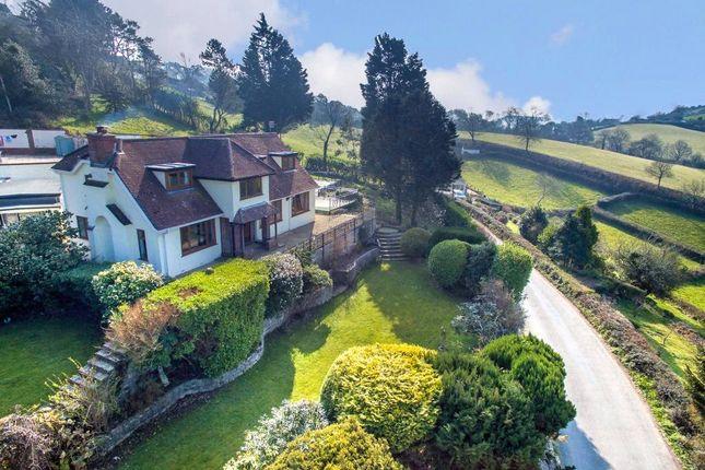 Thumbnail Detached house for sale in Tizzards Knapp, Morcombelake, Bridport, Dorset