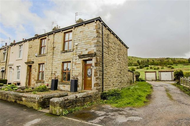 Thumbnail End terrace house for sale in Burnley Road, Accrington, Lancashire
