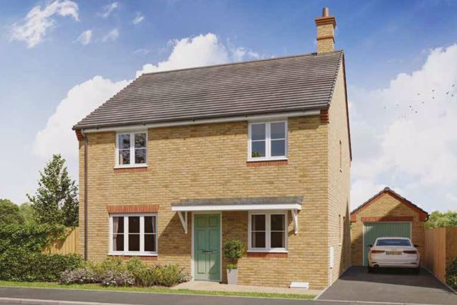 Thumbnail Detached house for sale in The Rippingale, Bishops Grange, Laceby