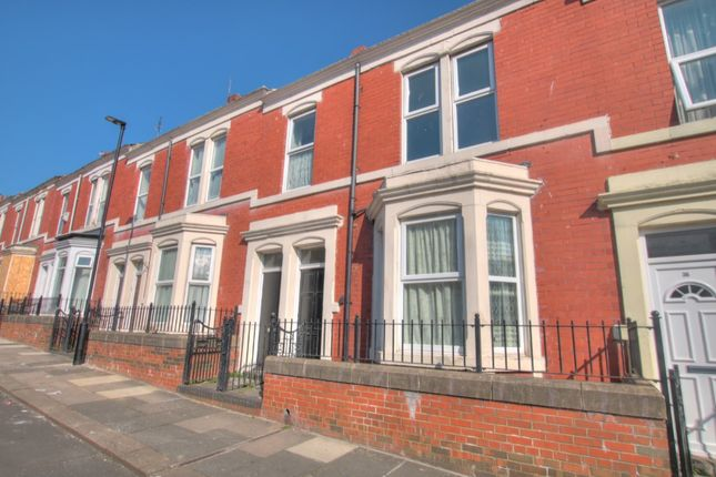 4 bed flat for sale in Hampstead Road, Benwell, Newcastle Upon Tyne NE4
