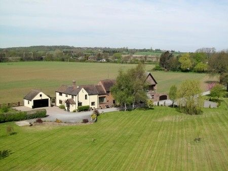 Thumbnail Detached house for sale in Spon Lane, Grendon, Atherstone, Warks