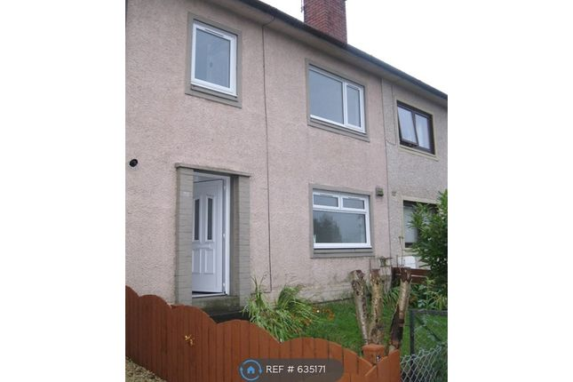 Thumbnail 3 bed terraced house to rent in Lyneburn Crescent, Halbeath, Dunfermline