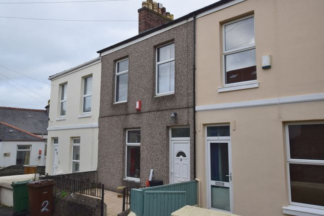 Thumbnail Terraced house for sale in Mutley, Plymouth