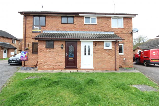 Semi-detached house to rent in Uldale Way, Gunthorpe