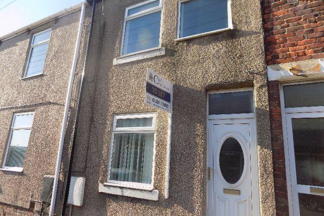 Thumbnail Terraced house to rent in Dene Terrace, Shotton Colliery, Durham