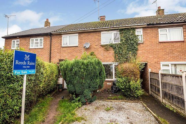Thumbnail Terraced house for sale in Bush Road, Christleton, Chester
