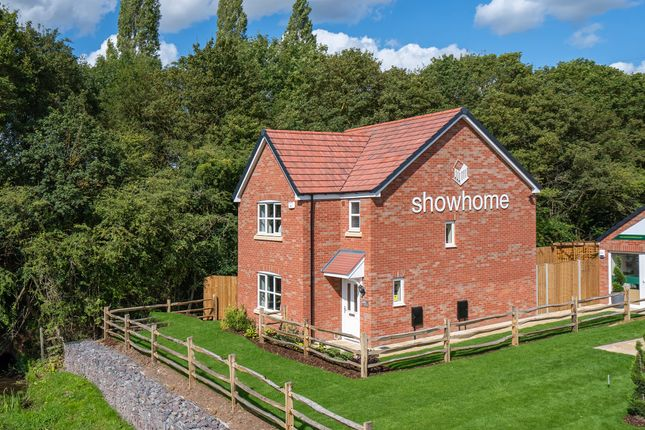 """3 bed detached house for sale in """"The Hatfield"""" at Spetchley, Worcester WR5"""