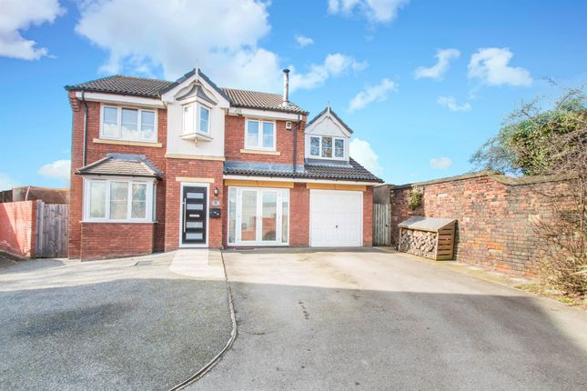 Thumbnail Detached house for sale in Chestnut View, Morley, Leeds