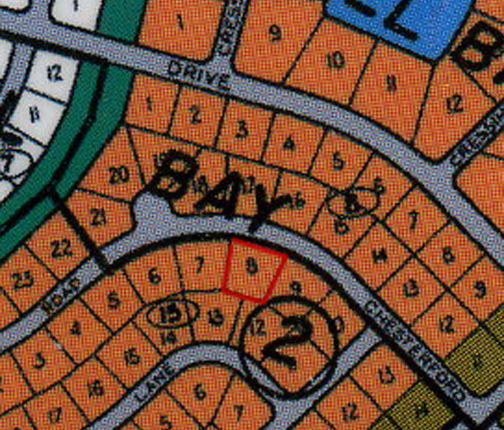 Land for sale in Sentinel Bay, Grand Bahama, The Bahamas