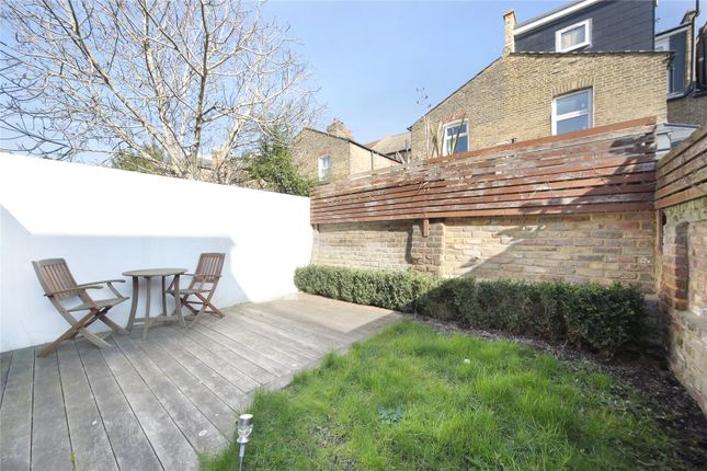 Thumbnail Terraced house to rent in Cathles Road, Clapham South, London