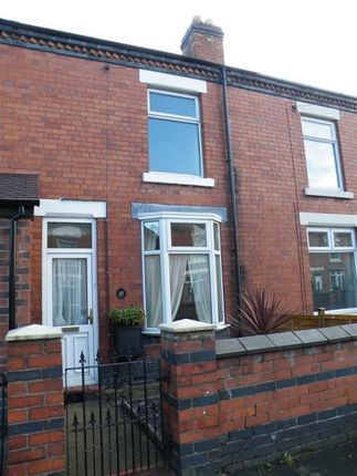 Thumbnail Detached house to rent in Gresty Terrace, Crewe
