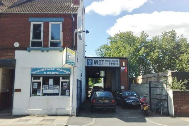 Thumbnail Parking/garage for sale in Chequer Road, Hyde Park, Doncaster