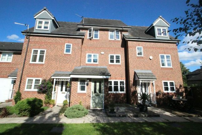 Thumbnail Town house for sale in Lawnhurst Avenue, Wythenshawe, Manchester