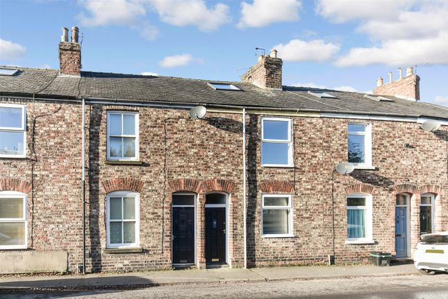 Thumbnail Terraced house for sale in Cemetery Road, York