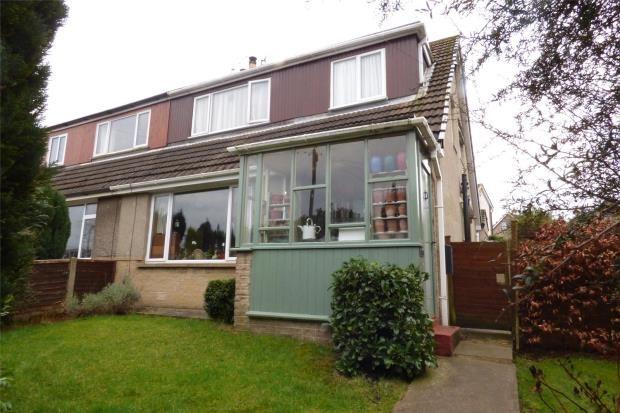 Thumbnail Semi-detached bungalow for sale in Hawthorn Avenue, Brookhouse, Lancaster